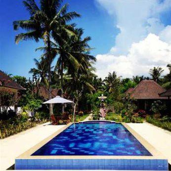 Puri Kirana on Nusa Lembongan