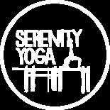 Serenity White Logo