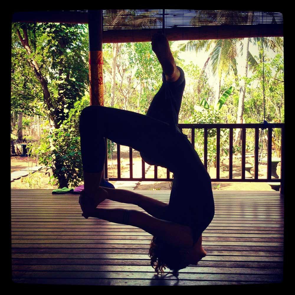 Yoga at Serenity
