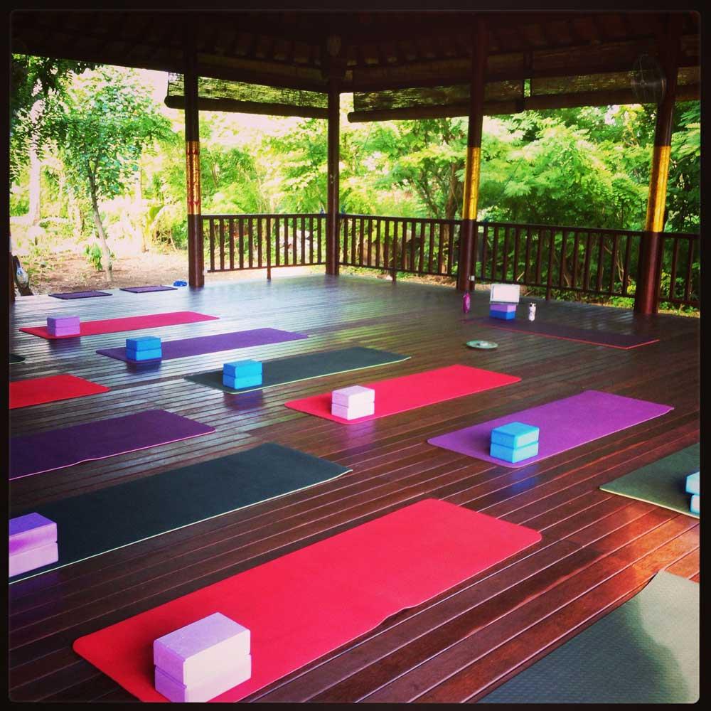 Yoga matts