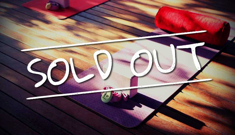 Yoga classroom mat Sold Out